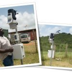weather station jamaica