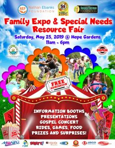 Family Expo and Special Needs poster