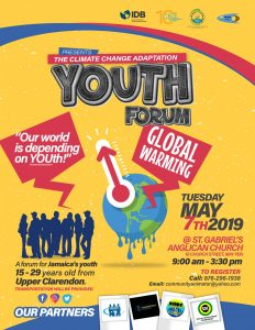 Youth Forum flyer