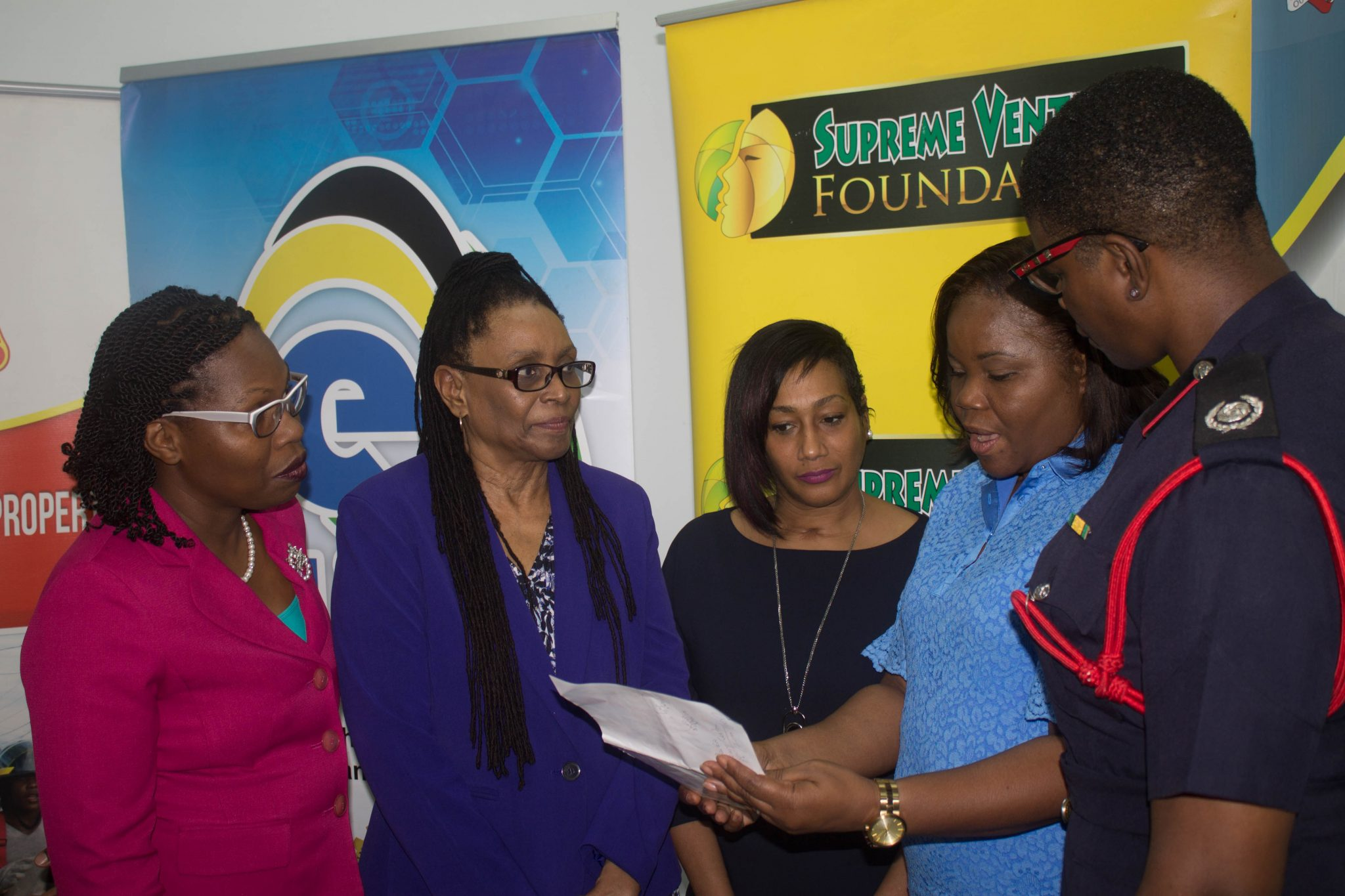 Nathan Ebanks Foundation Family expo expands to rural Jamaica