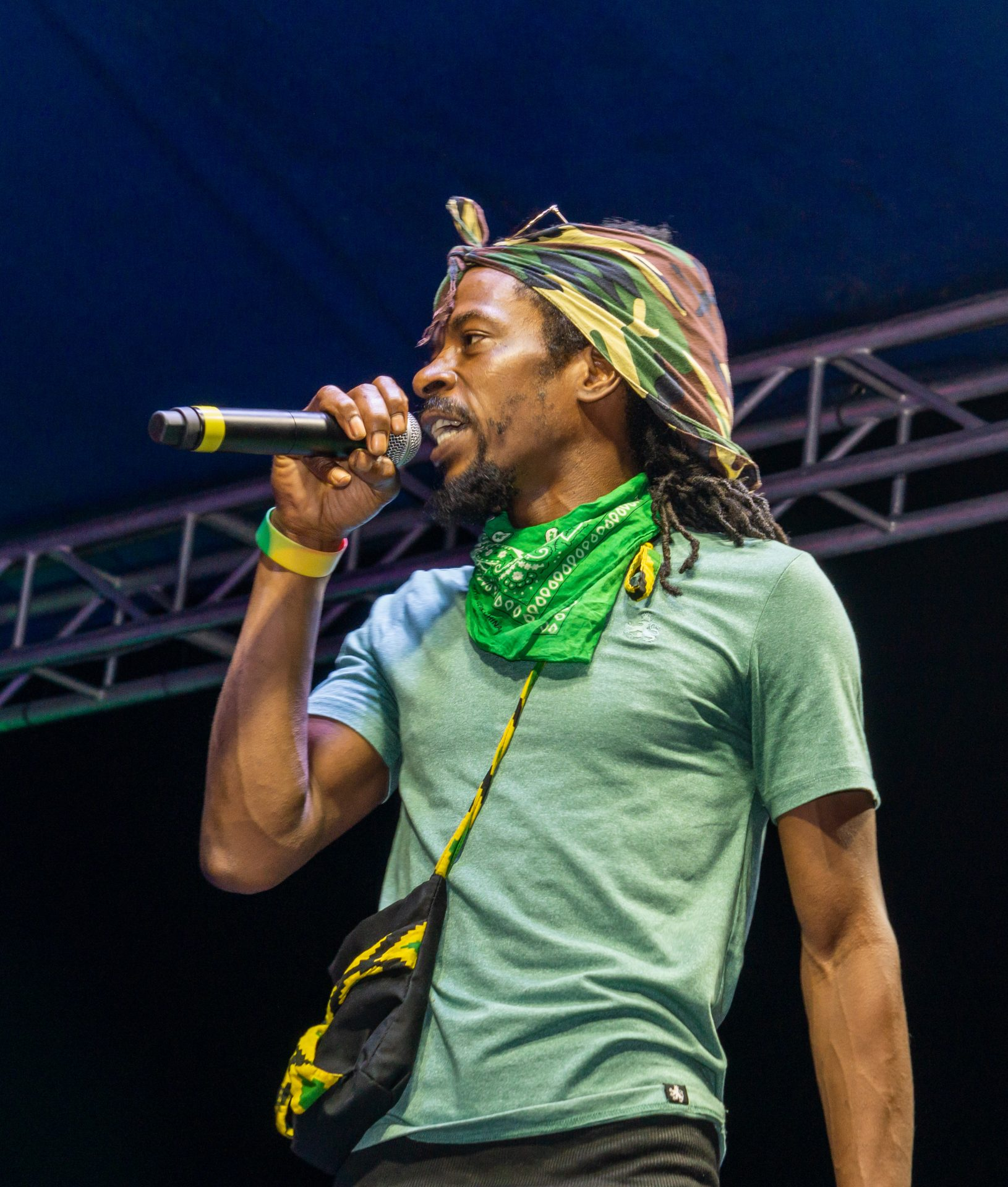 Mission Music: Jamaican Artistes Educate Communities About Climate Change